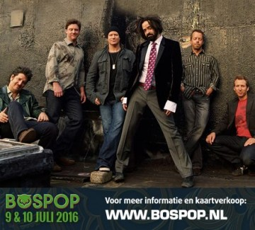 Counting Crows Bospop 2016