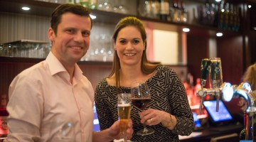 John en Anne onthullen nieuwe naam brasserie