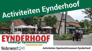 Activiteiten in Eynderhoof (mei)