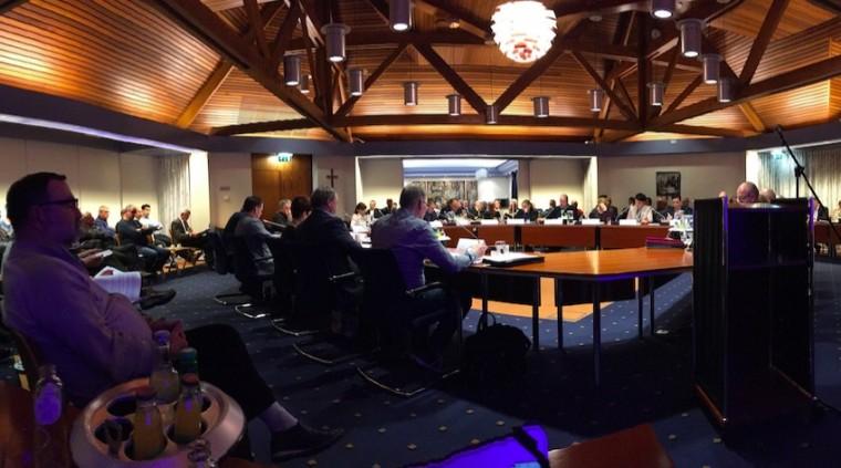 Raadsvergadering in Nederweert
