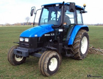 Tractor New Holland TL70