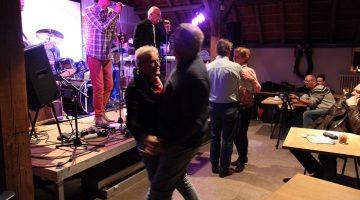Dansen in de Peelboerderij