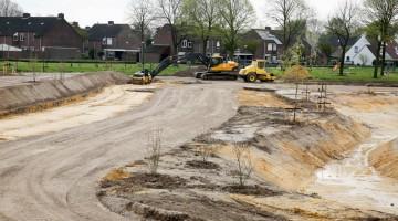 Aanleg beplanting rond nieuwe carpoolplaats van start