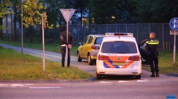 Zoektocht na inbraakmelding, drie aanhoudingen (Foto's)