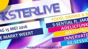 PinksterLIVE, nieuw concept tijdens PinksterCuliance