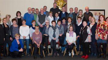Gevarieerd zangconcert in Leveroy