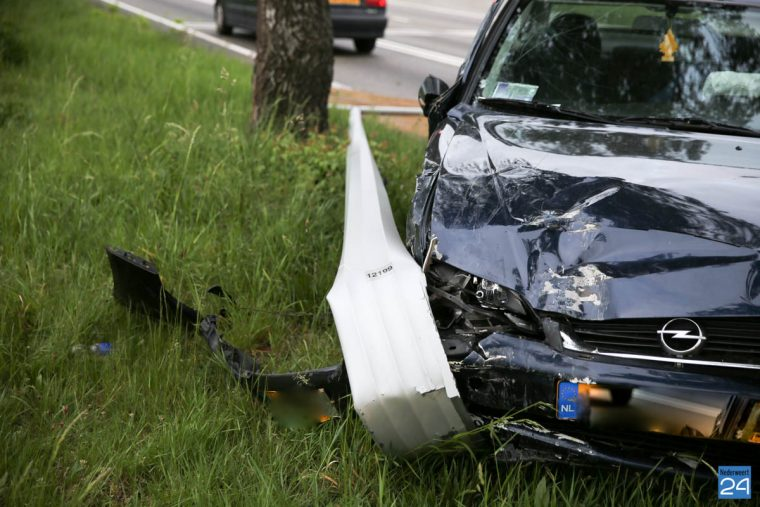 ongeval Ringbaan Noord afrit A2-6182