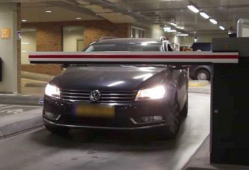 parkeren Muntgarage