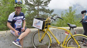 Team Logistiek fietst € 30.000 sponsorgeld bij elkaar voor Alpe d'HuZes