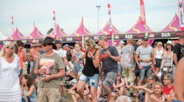 Bospop trekt 50.000 bezoekers