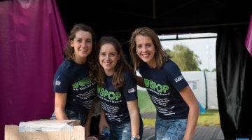 Rondje over de camping van Bospop 2016