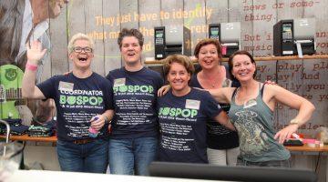 Vrijwilligers Bospop maken het verschil