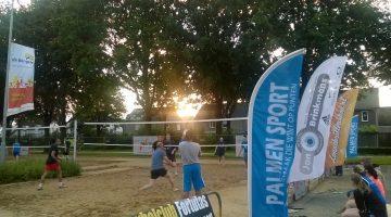 Winst voor El Brigato en Tropicana tijdens Open Beach Volleybal Toernooi