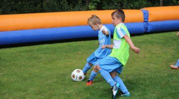 18e voetbalweek bij Eindse Boys
