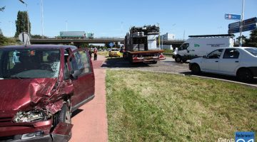 Ongeval Suffolkweg-Zuid