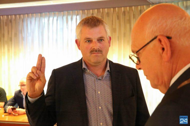 Benoeming wethouder Theo Coumans VVD Nederweert-4