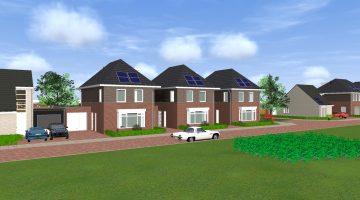 Oude ambachten, nieuwe woningen
