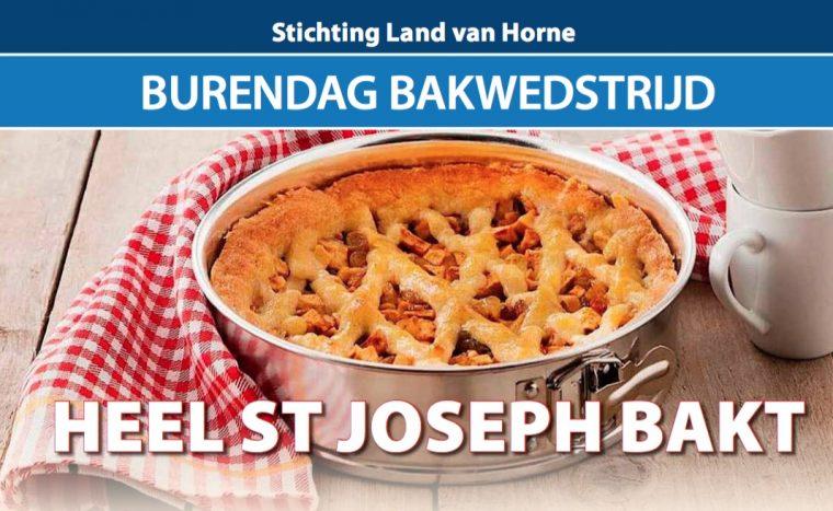 Heel st Joseph bakt Nederweert
