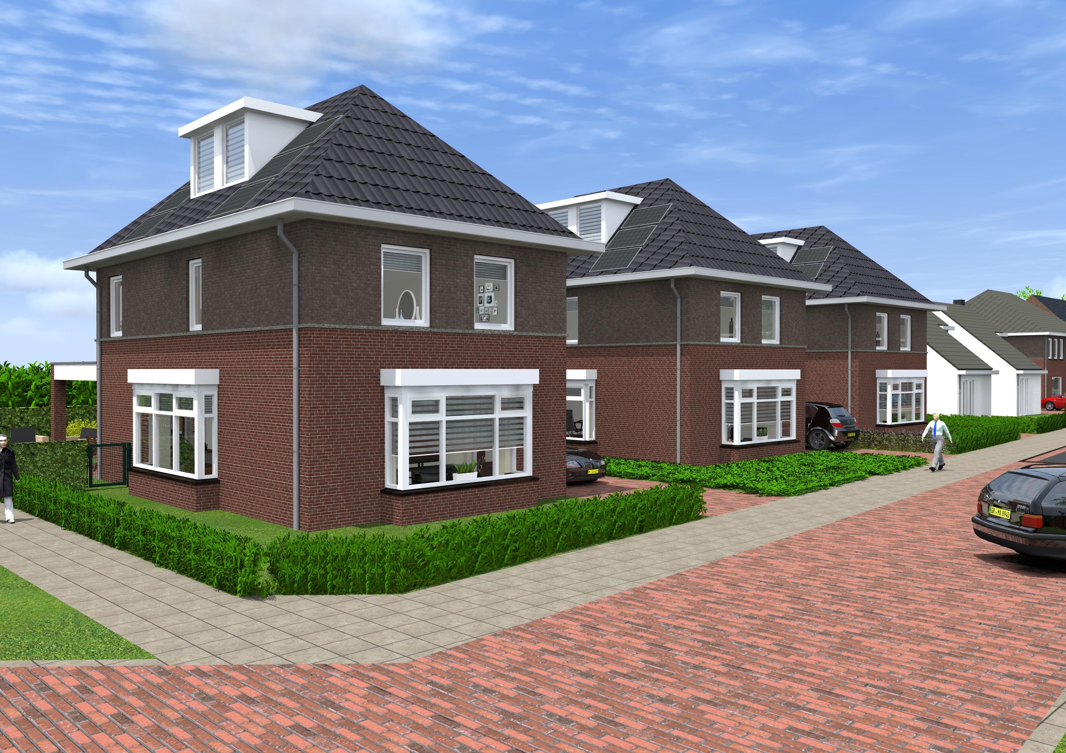 Oude ambachten nieuwe woningen nederweert