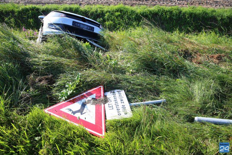 Ongeval Staldijk Boerderijweg Heibloem-3