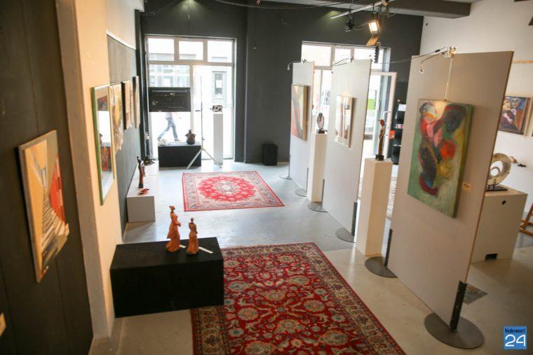Opning Kunstlint Brugstraat Nederweert-6