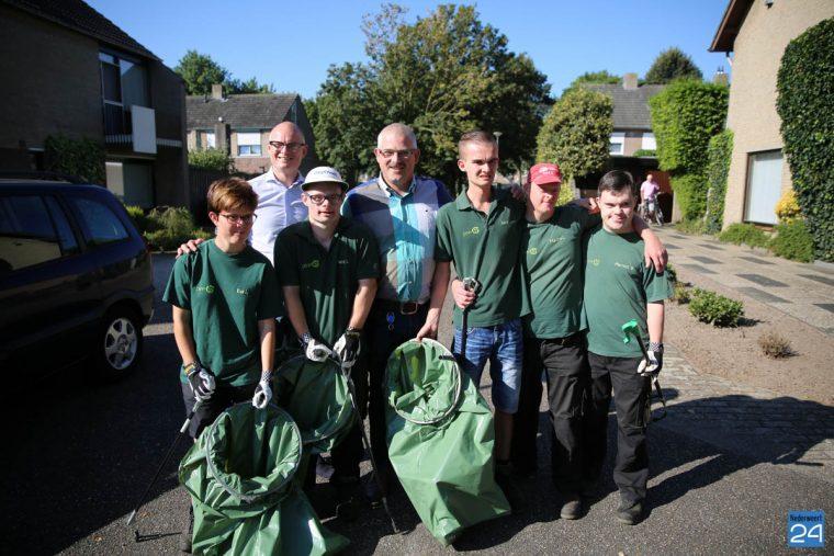 PSW clienten helpen mee in Gemeente Nederweert-12