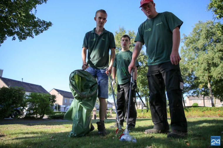PSW clienten helpen mee in Gemeente Nederweert-6