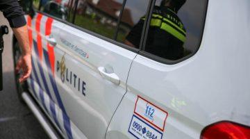 Politie zoekt getuigen gestolen Witte Mercedes
