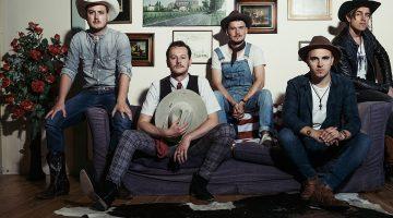 The Hillbilly Moonshiners geven slotconcert in Weert