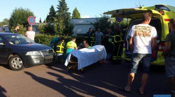 Gewonde bij ongeluk Stramproy