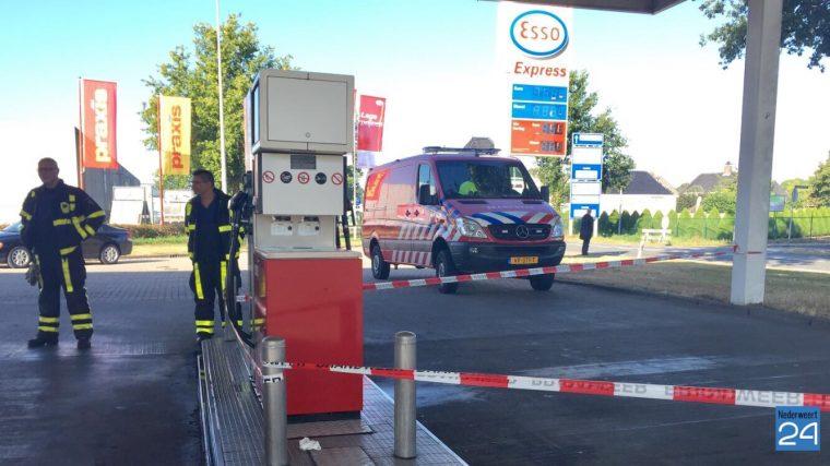 brandweer-bij-esso-roermondseweg-weert