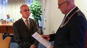 Lee Timmermans (VVD) benoemd als raadslid