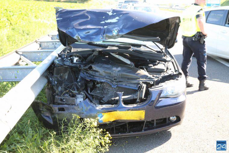 Ongeval A2 bij Nederweert-8
