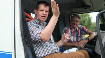 Verkeersregelaars Truckrun gezocht