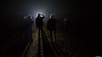 De heksen gaan los in de Groote Peel