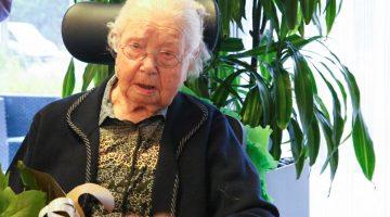 To Theelen-Caris viert 100e verjaardag