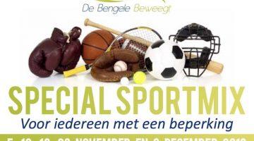Geef je op voor Special Sportmix!