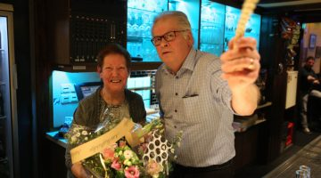 35-jaar Café-Zaal Bi-j Le-nie