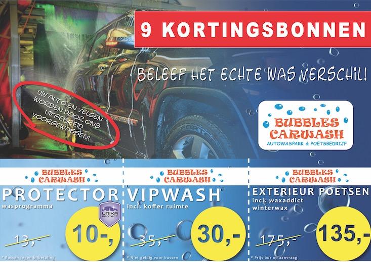 bubbles-carwash-kortingen