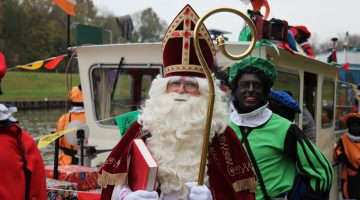 Sinterklaasintocht in Nederweert