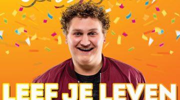 Debuut single 'Leef je leven' van Joey Martens
