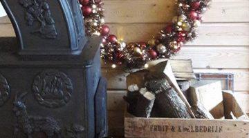 High tea in kerstsfeer bij Hof van Schoor