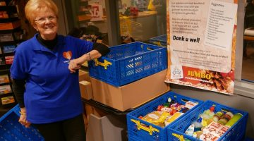Succesvolle actie voor Voedselbank Weert