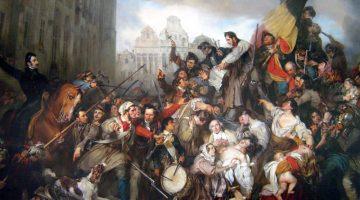 Lezing over de Belgische Revolutie