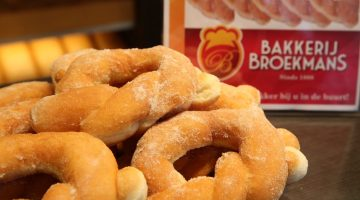 Bakkerij Broekmans bakt lekkerste nonnevot