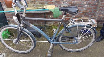 Politie zoekt eigenaar van deze fiets