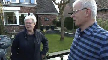 Óngerwaeg doet aan sport op sloffen in Nederweert-Eind