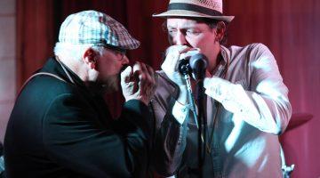 21Boeket Blues Band opent Peelpodiumseizoen