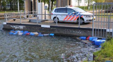 Vijftig vaten met drugsafval gevonden in Weert