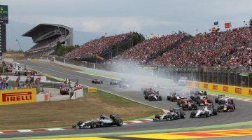 Aanbieding Formule 1 Grand Prix Barcelona